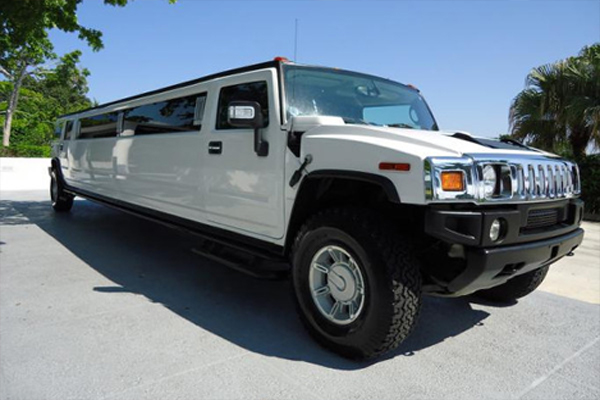 14 Person Hummer Huntington Beach Limo Rental
