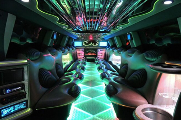 14 Person Hummer Limo Rental Huntington Beach
