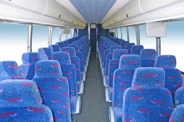50 Person Charter Bus Rental Huntington Beach