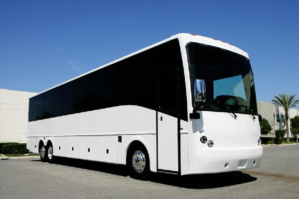50 Person Charter Bus Service Huntington Beach