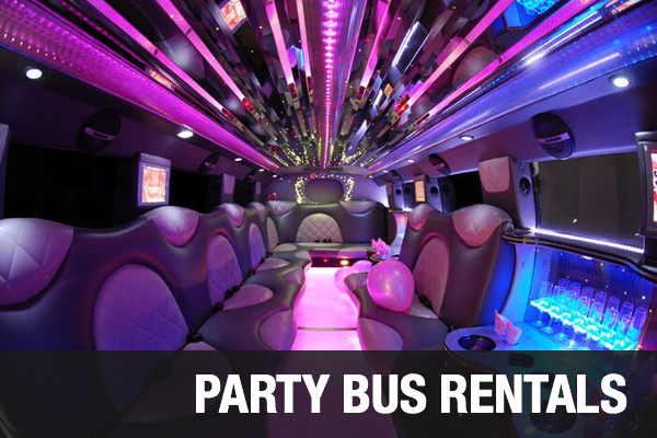 Party Bus Rentals Huntington Beach