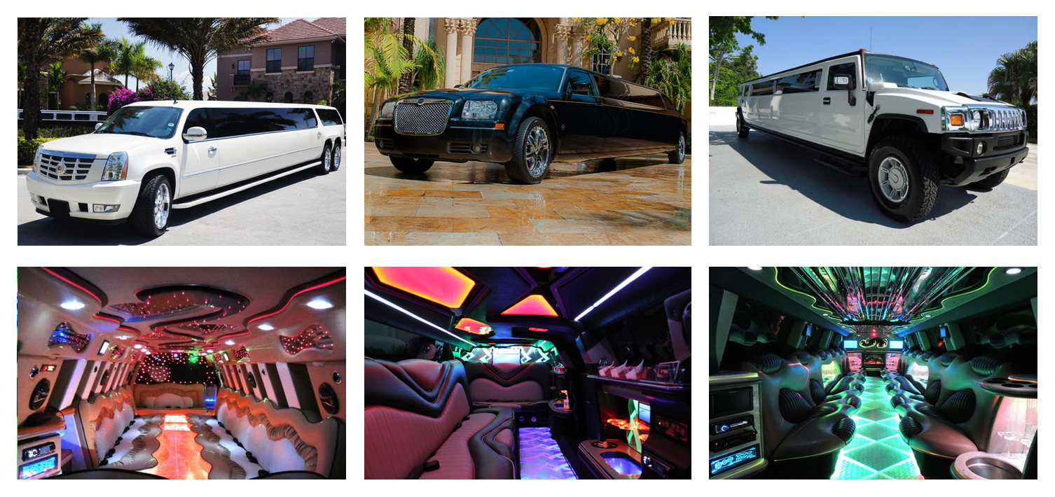 Limo Rental Huntington Beach